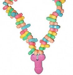 This naughty Pecker Candy Necklace is perfect for the bachelorettes to wear (and eat) at the bachelorette party! Pink Bachelorette Party, Bachelorette Party Supplies, Bachelorette Outfits, Karma Sutra, Swirl Lollipops, Candy Necklaces, Candy Party, Necklace Sizes, Bride Gifts