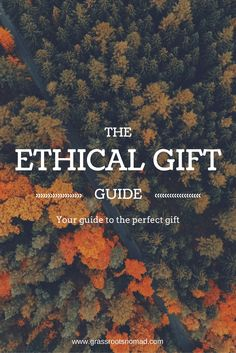 Looking for the perfect gift? We have you covered. Click through for the perfect ethical gift guide for travellers, Mum, Dad, or your loved one. Shop right! www.grassrootsnomad.com