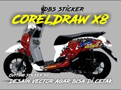 DBS cutting sticker 3d: TERNYATA..! beginilah proses vector  manual untuk ...