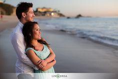 09-orange-county-engagement-photographer couple enjoying the sunset together