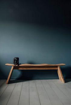 Handmade Furniture, Unique Furniture, Home Furniture, Furniture Design, Sofa Bench, Bench Stool, Furniture Inspiration, Design Inspiration, Bench Designs