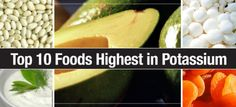 Top 10 Foods Highest in Potassium You Can't Miss
