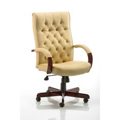 Found it at Wayfair High Back Executive Chair