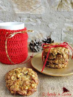 2 Amiche in Cucina-Cookies avena e uvetta di Jamie Oliver
