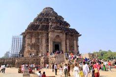 Restauración del Templo del Sol de Kornak en la India