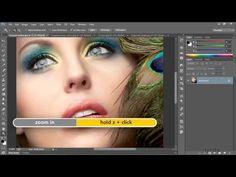 ▶ Photoshop tutorial: Zooming incrementally | lynda.com - YouTube