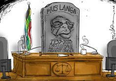 RIP Pius Langa