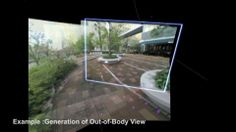 Shunichi Kasahara and Jun Rekimoto, JackIn: Integrating First-Person View with Out-of-Body Vision Generation for Human-Human Augmentation (AH2014).