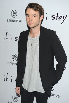Who Is Adam in 'If I Stay'? Jamie Blackley Is the Movie's Breakout Star - Bustle, 2014