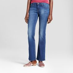 Women's Modern Fit Signature Bootcut Jeans - Crafted by Lee® : Target