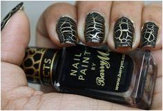 magnetic nail polish art