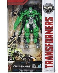 Wave 3 Deluxe Crosshairs and Bumblebee Images Transformers: The Last Knight figures Premier Edition Transformers Collection, Transformers Action Figures, Hasbro Transformers, Scary Boy Costumes, Superhero Emblems, Toy Story Buzz Lightyear, Last Knights, Wave 3, Disney Toys