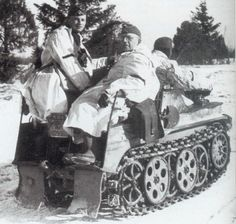 SdKfz 2, Kettenkrad HK 101