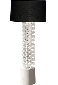 Oh, how I want this lamp.   From Design Milk and way out of my price range.