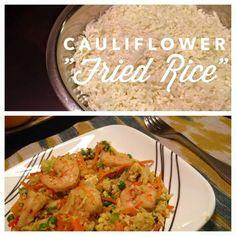Califlower rice
