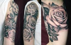 Google Image Result for http://www.mantas-tattoo.com/img/gallery/Ilona/images/Floral/rose%2520sleeve.jpg