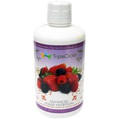 TripleClicks Advanced Liquid Nutrition is a one-of-a-kind, all-natural liquid supplement designed to promote robust health. Make Real Money, Grape Seed Extract, Thing 1, Acai Berry, Deal Today, Money Today, Mixed Berries, How To Increase Energy, Amino Acids