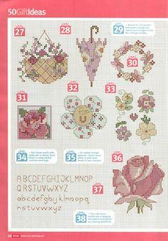 Gallery.ru / Фото #12 - Cross Stitch Crazy 198 - WhiteAngel