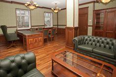 """Кабинет """"Art & Moble"""" - офисная мебель Арт & Мобли для кабинета руководителя"""