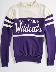 74b1297d7 Northwestern Tailgating Sweater - screw other people I want this for myself  Team Names, Suit