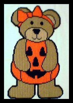 Teddy Bear pumkin