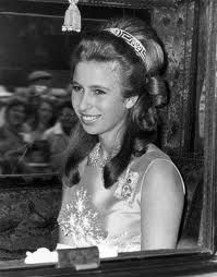 Anne, The Princess Royal (Born 1950). Daughter of Elizabeth II and Prince Philip. She married Mark Philips and had two children. After they divorced she married Timothy Laurence.