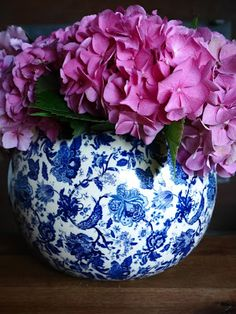 Hydrangea, Diy Projects, Vase, Home Decor, Homemade Home Decor, Flower Vases, Handyman Projects, Jars, Decoration Home