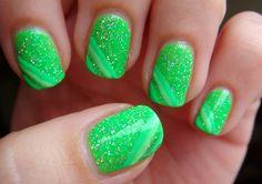 Colorful Cupcake Cat  #nail #nails #nailart