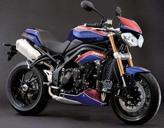 Speed Triple Special Edition