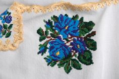 Title Hardanger Embroidery, Printables, Roses, Dots, Print Templates