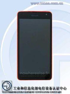 Revelados detalhes sobre o primeiro smartphone Lumia com a marca da Microsoft
