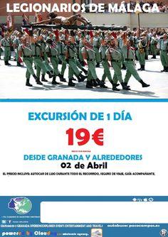 Semana Santa excursion de un dia legionarios de malaga  desde Granada y alrededores ultimo minuto - http://zocotours.com/semana-santa-excursion-de-un-dia-legionarios-de-malaga-desde-granada-y-alrededores-ultimo-minuto/