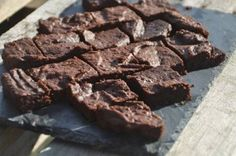 Les brownies Paléo de Caroline L.