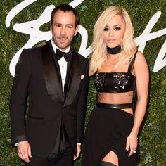 Pin for Later: Die British Fashion Awards halten was sie versprechen