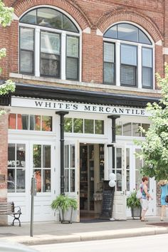 BEST of Franklin, Tennessee | White's Mercantile in Downtown Franklin, Tennessee