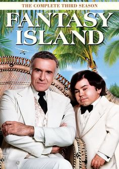 FANTASY ISLAND - Fantasy Island (Season 3) - Television series ...