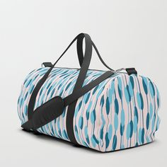 No need to muffle your duffle game. Our duffle bags are sure to be your new favorite gym and travel go-to, featuring crisp printed designs on durable spun poly fabric for a canvas-like feel. Constructed with premium details inside and out for ultimate protection and comfort. Available in three sizes.     - Crafted with durable spun poly fabric for high print quality   - Soft polyester lining with interior zip pocket   - Adjustable shoulder strap... Home Decor Items, Shoulder Strap, Print Design, Bags, Handbags, Dime Bags, Lv Bags, Purses, Bag