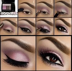 make-up ideas..