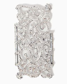 charming charlie | Rhinestone Coil iPhone 5/5s Case | UPC: 410006269576 #charmingcharlie
