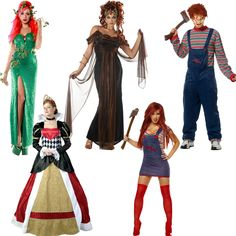 Halloween Costumes for Redheads  sc 1 st  Pinterest & Halloween Costumes for Redheads | Costume Ideas | Pinterest ...
