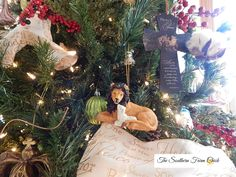 And the Lion will lie down with the Lamb.  The reason for the season.