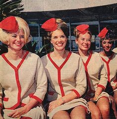 Come Fly With Me! Pan Am + Vintage Airlines – Modern Kiddo
