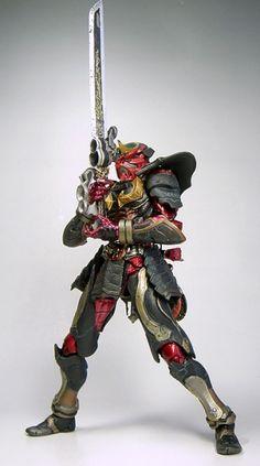SIC Limited Edition : Kamen Rider Armored Hibiki (Warring Era Version)