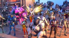 The voices of 'Overwatch' had a blast at BlizzCon and filmed it