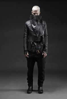 "Visions of the Future: WIKTOR JEDRASZCZYK - ""VILLAIN"" A/W 2015"