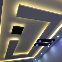 Ceiling Color Design, Gypsum Ceiling Design, Interior Ceiling Design, House Ceiling Design, Ceiling Design Living Room, Bedroom False Ceiling Design, Pop Design, Design Ideas, False Ceiling Living Room