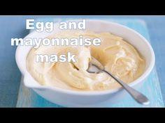 how to make egg and mayo hair mask
