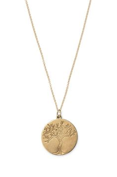 """Tree of Life"" charm necklace by Stella and Dot. You can personalize your very own charm necklace. Many to choose from! You can add letters, stones... Check them out! Shop: www.stelladot.com/sites/Stephaniesquires"