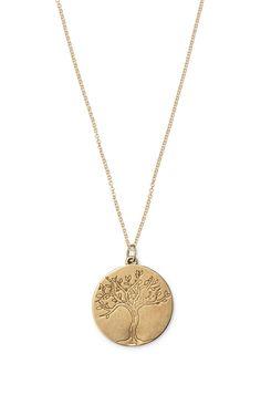 Stella & Dot Tree of Life Necklace  | #aCharmedLife | Stella & Dot | Find it at www.stelladot.com
