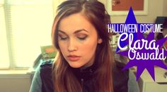 Watch my transform into Clara Oswald from Doctor Who! Other Halloween options Morticia: Genie: Scarecrow: F-O-L-L-O-W M-E Twitter: Instagram: Pinterest: Blog: Bloglovin: Facebook: